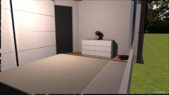 Raumgestaltung Schlafzimmer Christiane in der Kategorie Schlafzimmer