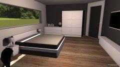 Raumgestaltung Schlafzimmer Christoph in der Kategorie Schlafzimmer