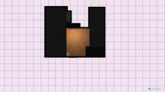 Raumgestaltung Schlafzimmer Dachgeschoss in der Kategorie Schlafzimmer