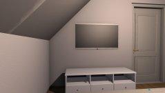 Raumgestaltung Schlafzimmer Dennis in der Kategorie Schlafzimmer