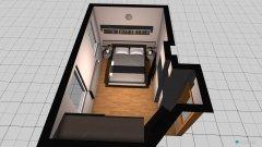 Raumgestaltung Schlafzimmer E. in der Kategorie Schlafzimmer