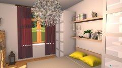 Raumgestaltung Schlafzimmer EF in der Kategorie Schlafzimmer