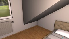 Raumgestaltung Schlafzimmer - Eltern V02 in der Kategorie Schlafzimmer