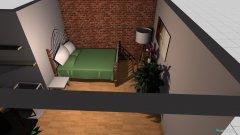 Raumgestaltung Schlafzimmer erster WUrf in der Kategorie Schlafzimmer