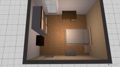 Raumgestaltung Schlafzimmer Fabian in der Kategorie Schlafzimmer
