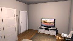 Raumgestaltung Schlafzimmer - Hälfte Schrank in der Kategorie Schlafzimmer