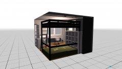 Raumgestaltung Schlafzimmer heutiger Zustand in der Kategorie Schlafzimmer