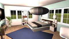 Raumgestaltung Schlafzimmer III in der Kategorie Schlafzimmer