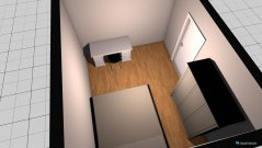 Raumgestaltung Schlafzimmer - Klotzmoor 81 in der Kategorie Schlafzimmer
