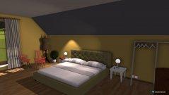 Raumgestaltung Schlafzimmer Kunst in der Kategorie Schlafzimmer