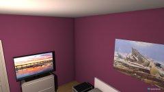 Raumgestaltung schlafzimmer lila test in der Kategorie Schlafzimmer