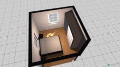 Raumgestaltung schlafzimmer links oben in der Kategorie Schlafzimmer