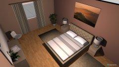 Raumgestaltung Schlafzimmer Mama+Papa in der Kategorie Schlafzimmer