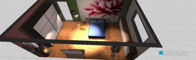 Raumgestaltung Schlafzimmer Mami in der Kategorie Schlafzimmer