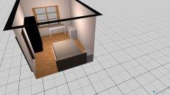 Raumgestaltung Schlafzimmer Manu 2 in der Kategorie Schlafzimmer
