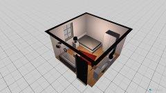 Raumgestaltung Schlafzimmer Manu in der Kategorie Schlafzimmer