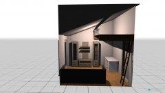 Raumgestaltung SCHLAFZIMMER MARCEL in der Kategorie Schlafzimmer