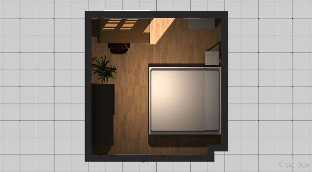 Raumgestaltung Schlafzimmer MarkAmen in der Kategorie Schlafzimmer