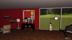 Raumgestaltung Schlafzimmer Markillus in der Kategorie Schlafzimmer