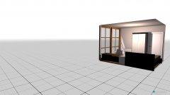 Raumgestaltung Schlafzimmer Markus in der Kategorie Schlafzimmer
