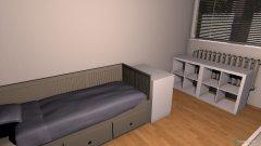 Raumgestaltung schlafzimmer master said in der Kategorie Schlafzimmer