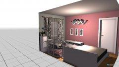 Raumgestaltung Schlafzimmer mit baby in der Kategorie Schlafzimmer