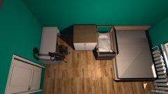 Raumgestaltung Schlafzimmer mit Kind 2.0 in der Kategorie Schlafzimmer