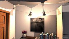 Raumgestaltung Schlafzimmer modern in der Kategorie Schlafzimmer