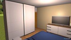 Raumgestaltung Schlafzimmer nach Maß in der Kategorie Schlafzimmer