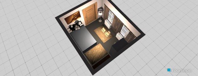 Raumgestaltung Schlafzimmer nach Renovierung in der Kategorie Schlafzimmer