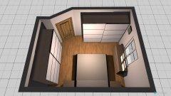 Raumgestaltung Schlafzimmer ND in der Kategorie Schlafzimmer