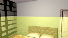 Raumgestaltung Schlafzimmer neu in der Kategorie Schlafzimmer