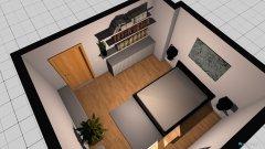 Raumgestaltung Schlafzimmer neue wohung  in der Kategorie Schlafzimmer