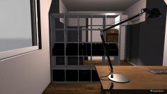 Raumgestaltung Schlafzimmer Neukirchen 16,82m² in der Kategorie Schlafzimmer