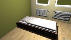Raumgestaltung Schlafzimmer neutral in der Kategorie Schlafzimmer