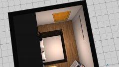 Raumgestaltung Schlafzimmer Nick  in der Kategorie Schlafzimmer
