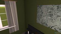Raumgestaltung SChlafzimmer Nr. 1 Gau Grün in der Kategorie Schlafzimmer
