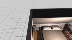 Raumgestaltung Schlafzimmer oben in der Kategorie Schlafzimmer