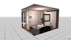 Raumgestaltung Schlafzimmer Obergeschoss in der Kategorie Schlafzimmer