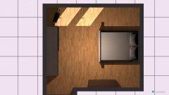 Raumgestaltung Schlafzimmer OG in der Kategorie Schlafzimmer