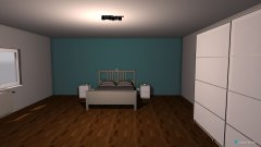 Raumgestaltung Schlafzimmer Olli Kati  in der Kategorie Schlafzimmer