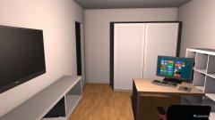 Raumgestaltung Schlafzimmer Pascal in der Kategorie Schlafzimmer