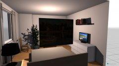 Raumgestaltung Schlafzimmer Reichsstraße in der Kategorie Schlafzimmer
