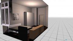 Raumgestaltung Schlafzimmer richtiger Grundriss V2 in der Kategorie Schlafzimmer