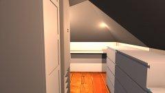 Raumgestaltung schlafzimmer riki 2  IKEA in der Kategorie Schlafzimmer
