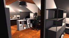 Raumgestaltung schlafzimmer riki 2 in der Kategorie Schlafzimmer