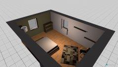 Raumgestaltung Schlafzimmer Robert in der Kategorie Schlafzimmer