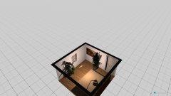 Raumgestaltung Schlafzimmer schlicht in der Kategorie Schlafzimmer