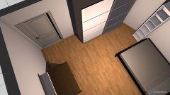 Raumgestaltung Schlafzimmer Seb& Alex in der Kategorie Schlafzimmer