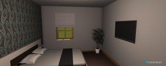 Raumgestaltung Schlafzimmer Sindy in der Kategorie Schlafzimmer